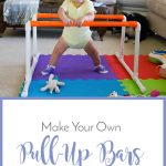 Naptime Projects: Pull Up Bars