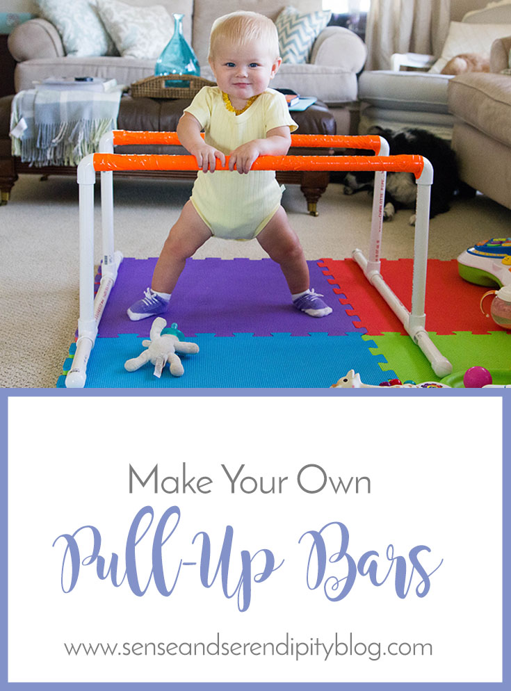 Make Your Own Pull Up Bars