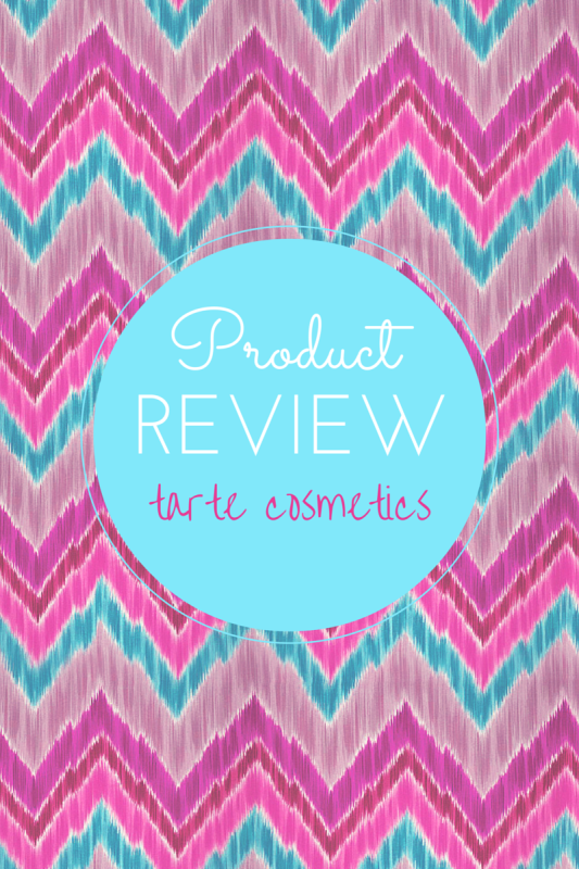 Tarte Cosmetics: A More Natural Alternative