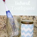 DIY Natural Toothpaste