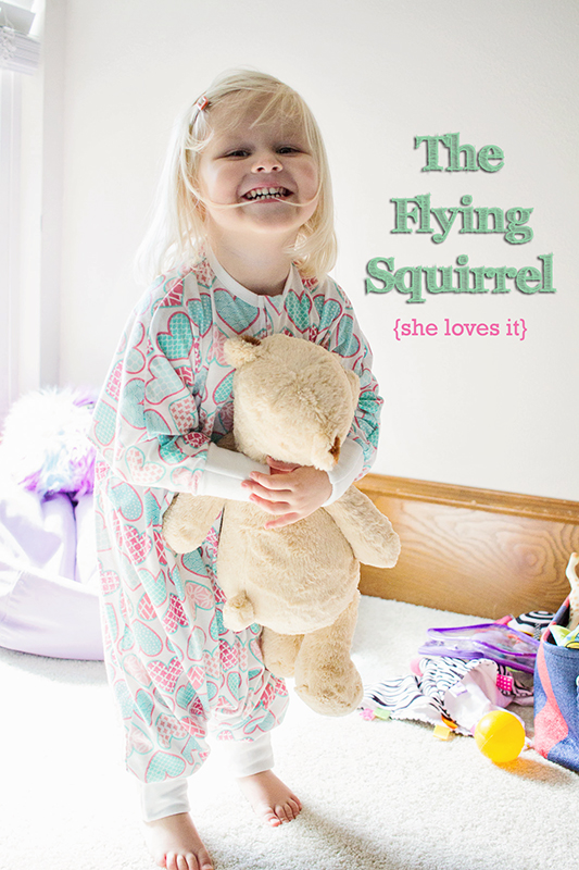 Product Review The Flying Squirrel PJ And A Giveaway