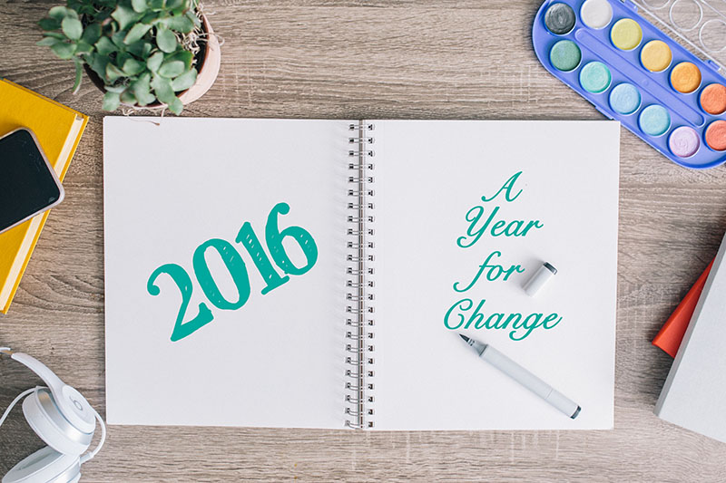 2016: A Year for Change