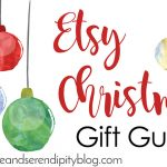 An Etsy Christmas Gift Guide