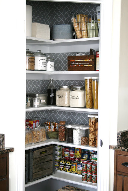 10 Beautiful Ways to Organize Your Kitchen