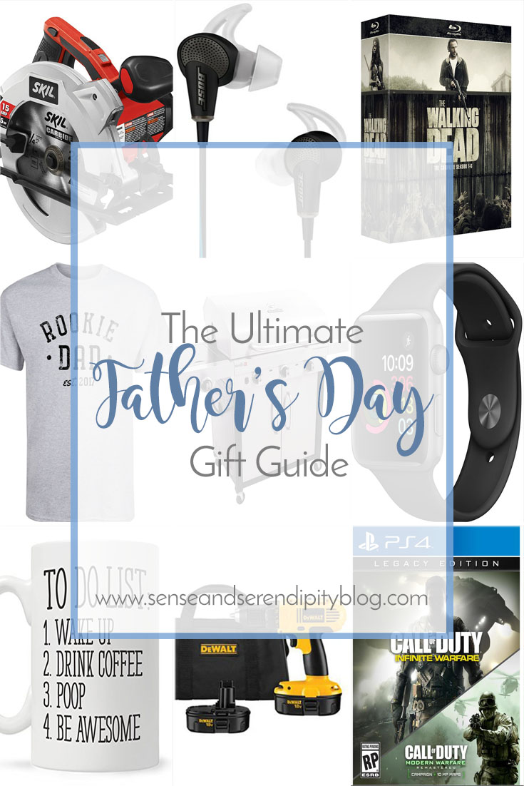 Sense & Serendipity | The Ultimate Father's Day Gift Guide, gifts for dads, gift guide, father's day, gifts