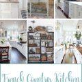 French Country Kitchen Style Ideas   Sense & Serendipity