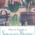 How to Create a Summer Hygge Home | Sense & Serendipity