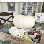 Room by Room Fall Decor: Kitchen & Dining Room