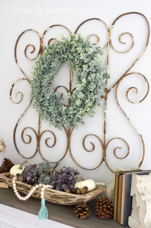 Touch of Fall Home Tour   Sense & Serendipity