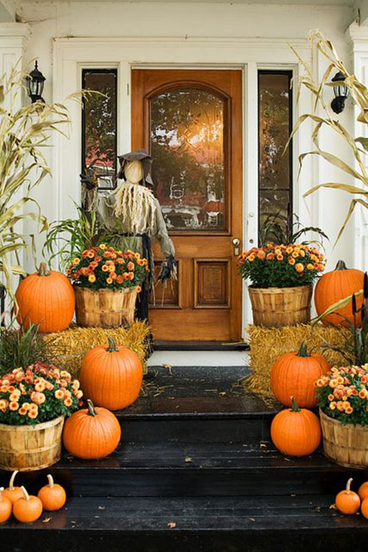 Room by Room Fall Decor: Patio & Porch | Sense & Serendipity
