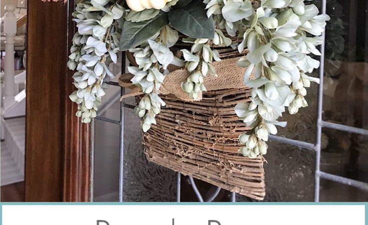 Room by Room Fall Decor: Patio & Porch