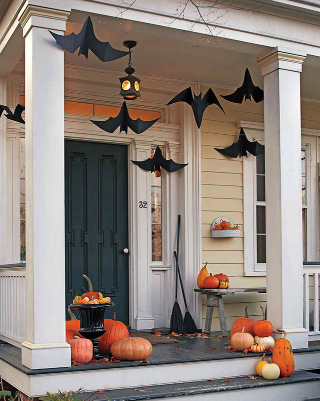 Non-Spooky Halloween Home Decor | Sense & Serendipity