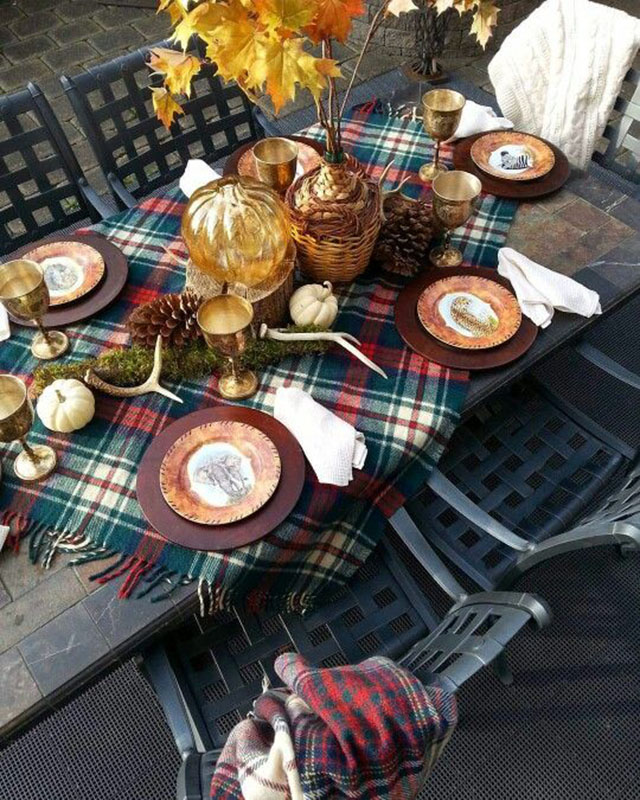 12 Amazing Thanksgiving Table Settings | Sense & Serendipity