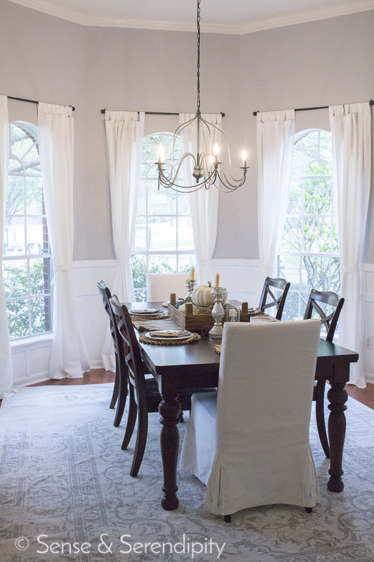 ORC Week 6 Dining Room Reveal | Sense & Serendipity
