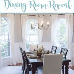 One Room Challenge, Week 6: Dining Room Reveal