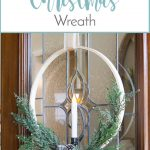 Simple & Elegant Christmas Wreath