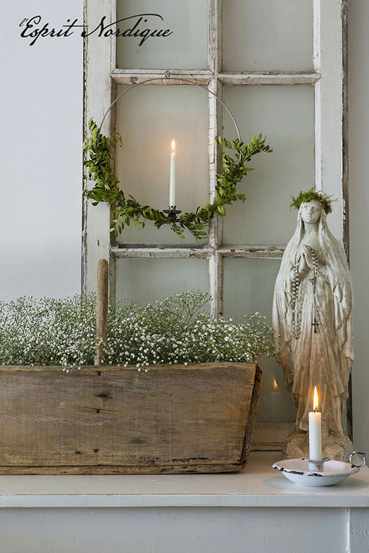 french country christmas inspiration sense serendipity