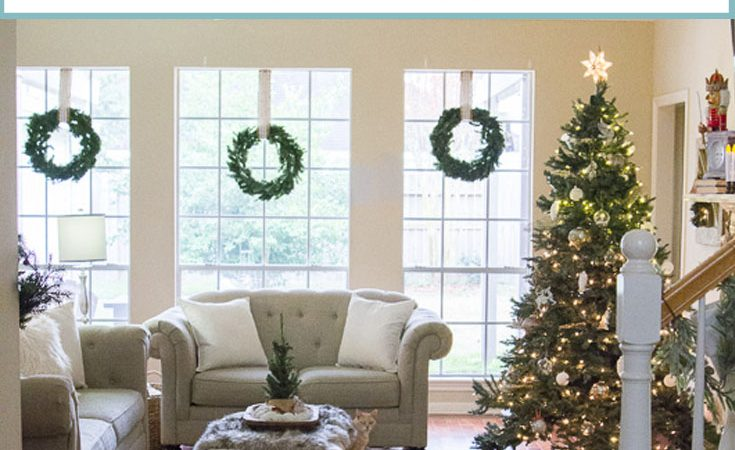 Merry & Bright Christmas Home Tour