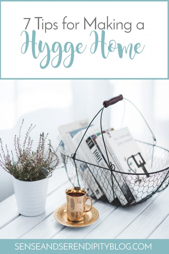 7 Tips for Making a Hygge Home
