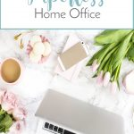 7 Tools for a Paperless Home Office