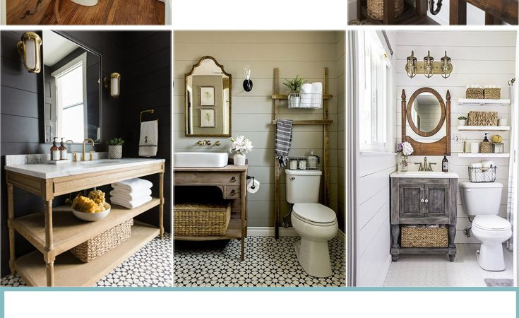 One Room Challenge: Powder Room Inspiration