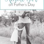 Honoring an Absent Dad on Father's Day