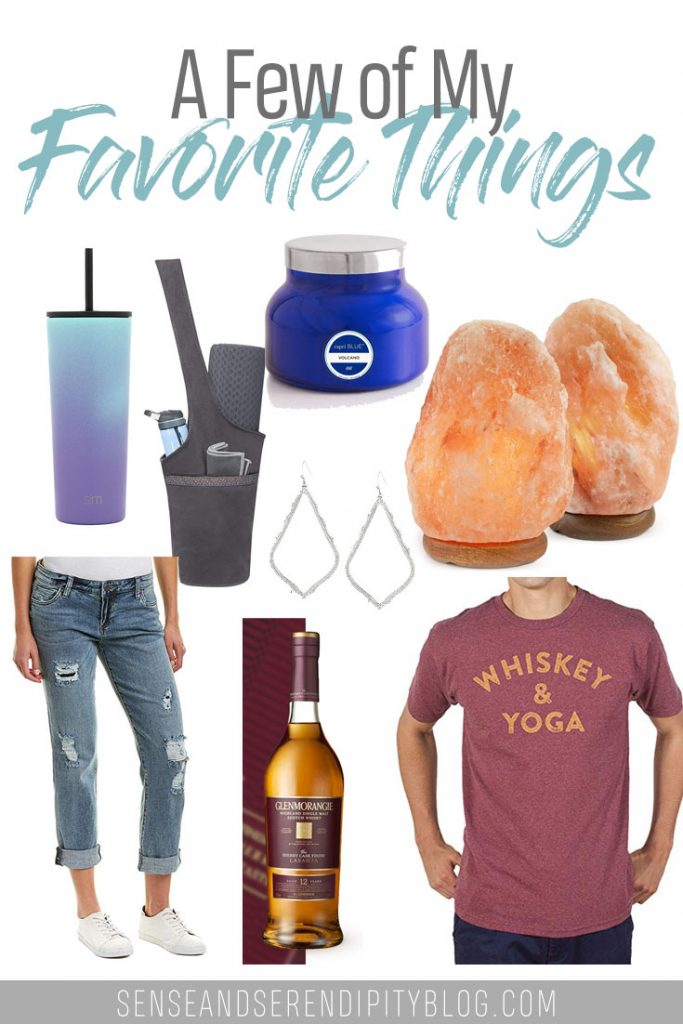My Favorite Things | Sense & Serendipity
