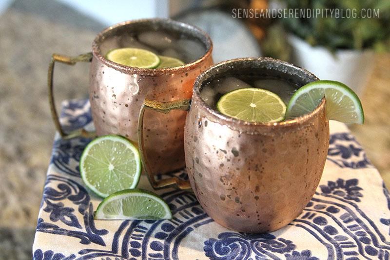 Lime in Da Coconut Summer Refresher | Sense & Serendipity