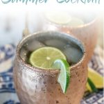 The Perfect Summer Cocktail