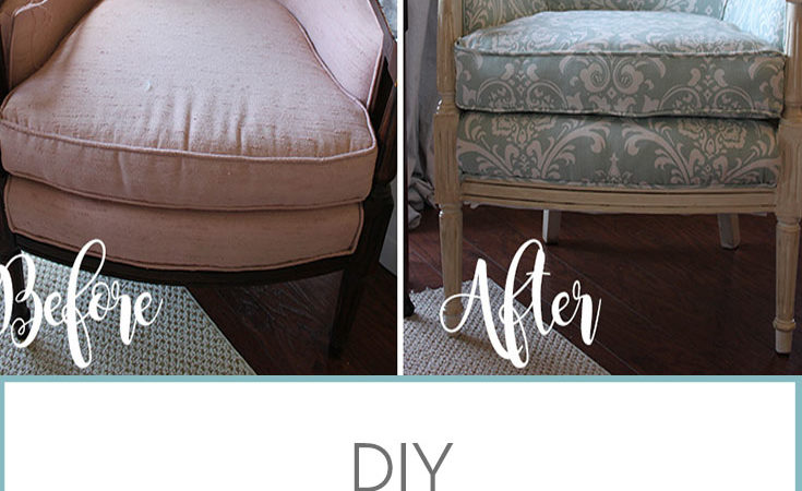 DIY Reupholstery, Part 1: Deconstruction