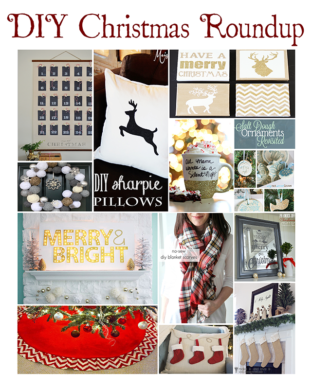 DIY Christmas Roundup