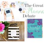 The Great Planner Debate