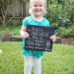 First Day of (Home) School!