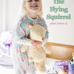 Perfect Toddler Pajamas: The Flying Squirrel