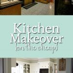 Kitchen Makeover on the Cheap {Part 2}
