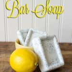 Make Your Own Essential Oil Bar Soap