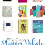 The Great Planner Debate {2017 Edition}