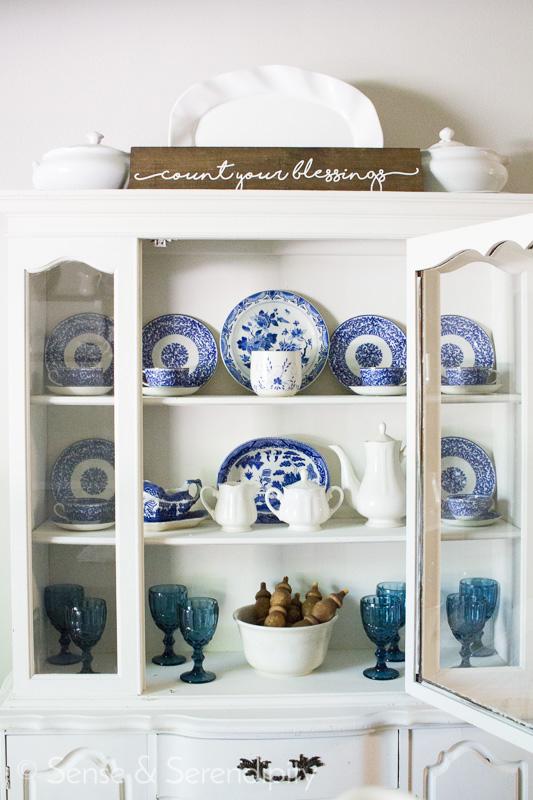 7 Tips for Styling Shelves