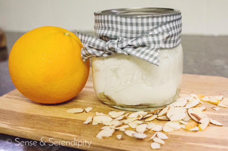 Sense & Serendipity | DIY Whipped Body Butter, natural lotion, sensitive skin