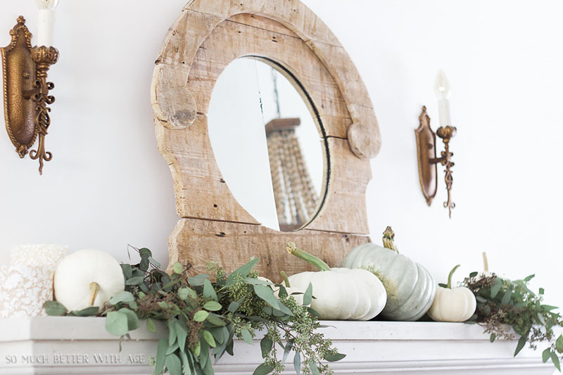 Room by Room Fall Decor Living Room | Sense & Serendipity