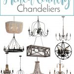 Affordable French Country Chandeliers