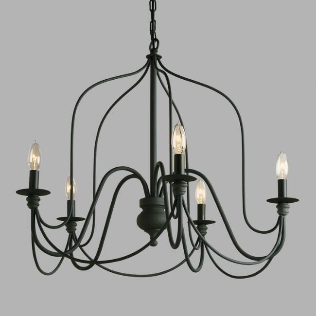 Affordable French Country Chandeliers | Sense & Serendipity