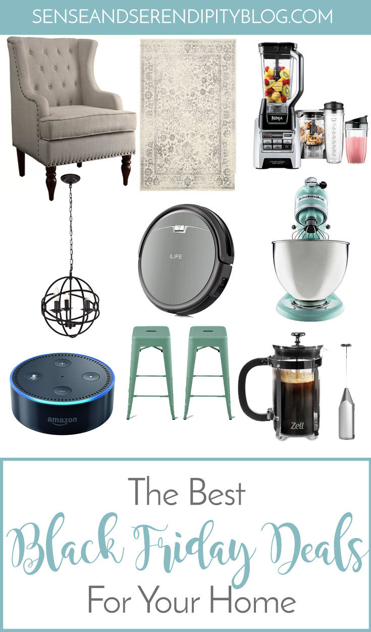 The Best Black Friday Deals for Your Home | Sense & Serendipity