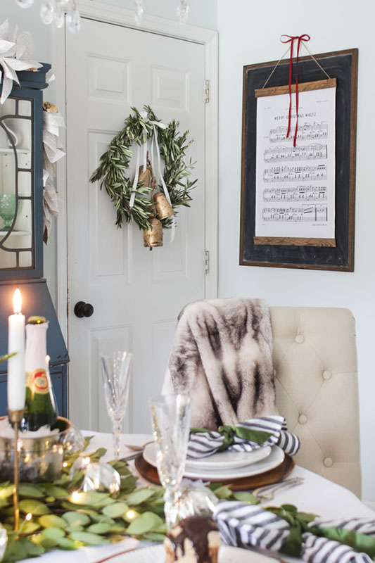 French Country Christmas Inspiration | Sense & Serendipity