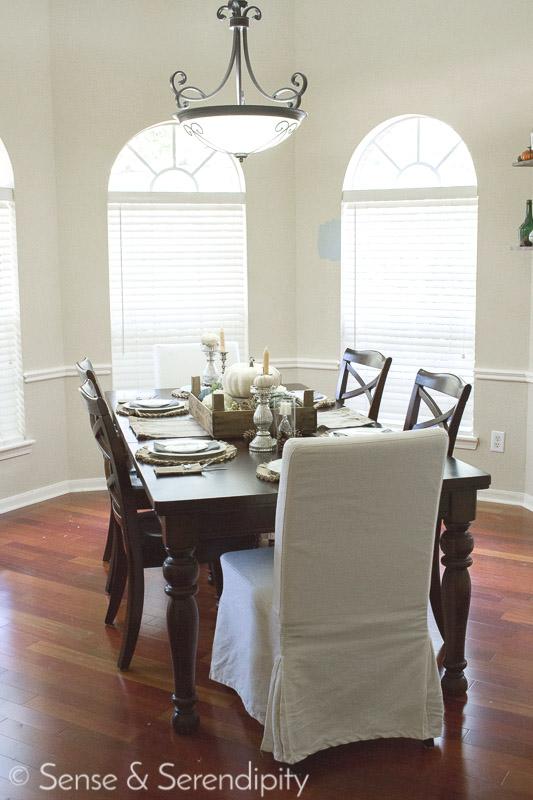 ORC Week 6 Dining Room Reveal | Sense & Serendipity