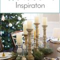 Christmas Table Inspiration | Sense & Serendipity