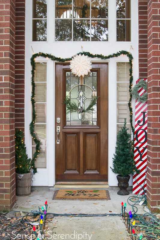 Merry & Bright Christmas Home Tour | Sense & Serendipity