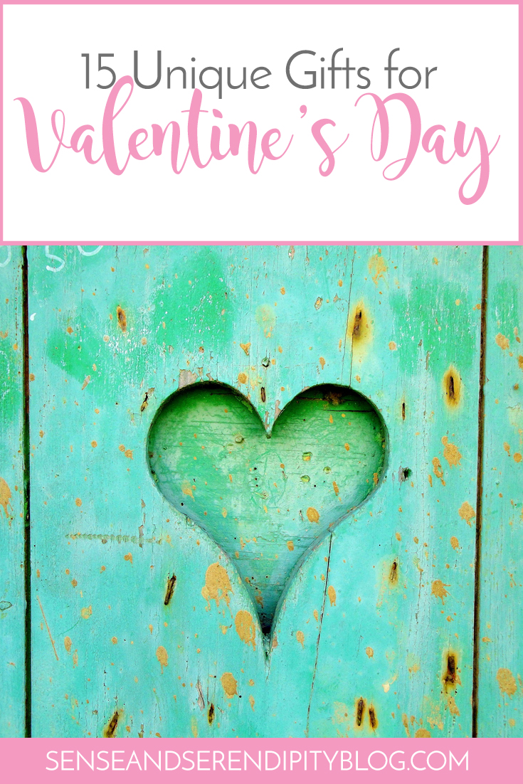 15 Unique Gifts for Valentine's Day | Sense & Serendipity
