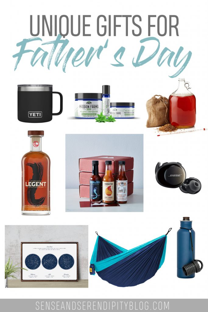 Unique Gifts for Father's Day | Sense & Serendipity