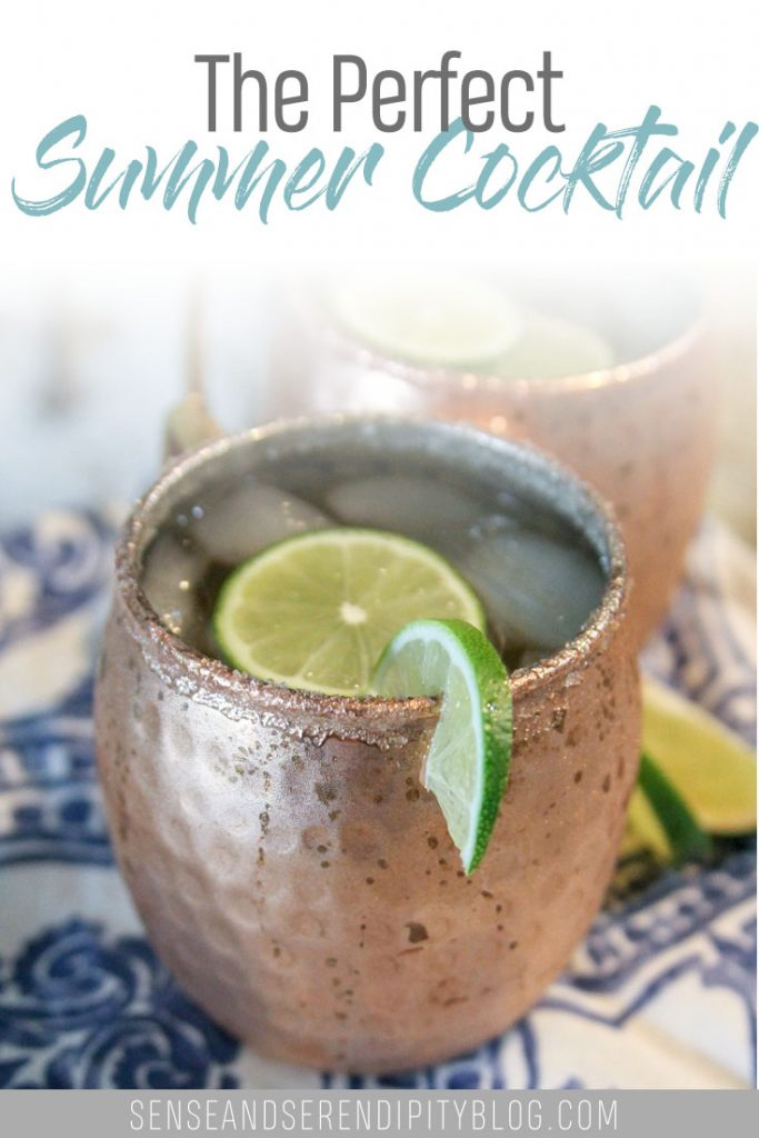 Lime in Da Coconut Summer Refresher | Sense & Serendipity